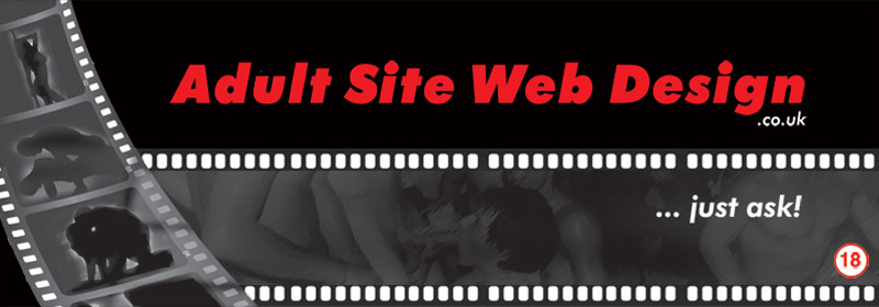 Adult Site Web Design